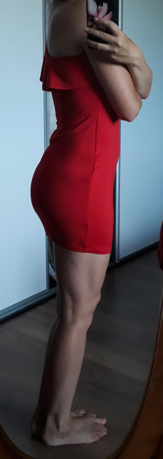 Šaty s volánom - Obrázok č. 2