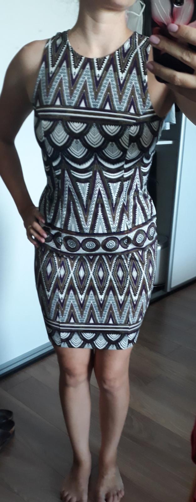 Šaty H&M retro - Obrázok č. 2