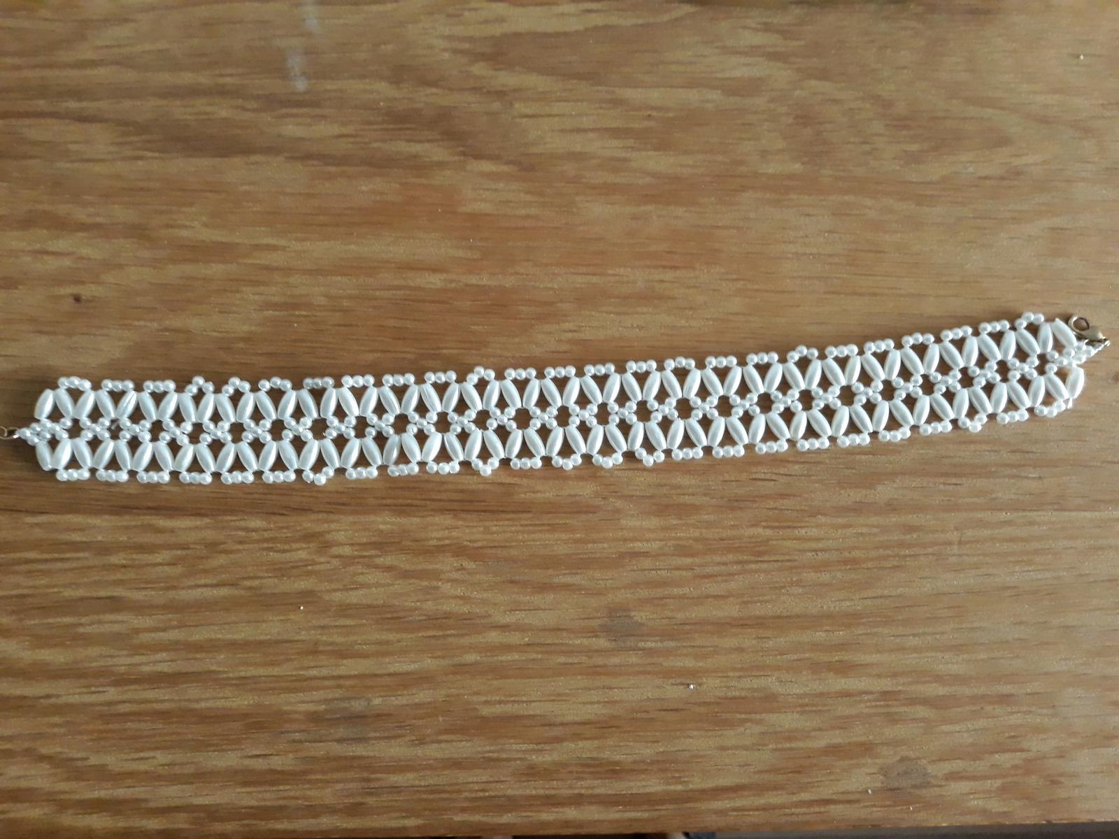 Perličkový náhrdelník - Obrázok č. 1