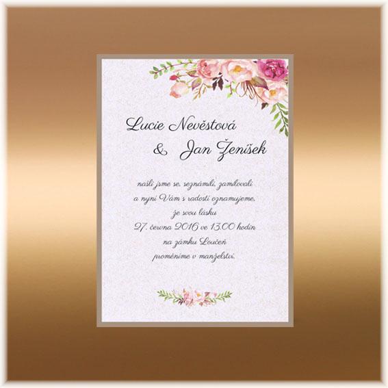 Také už chystáte Vaši jarní svatbu?