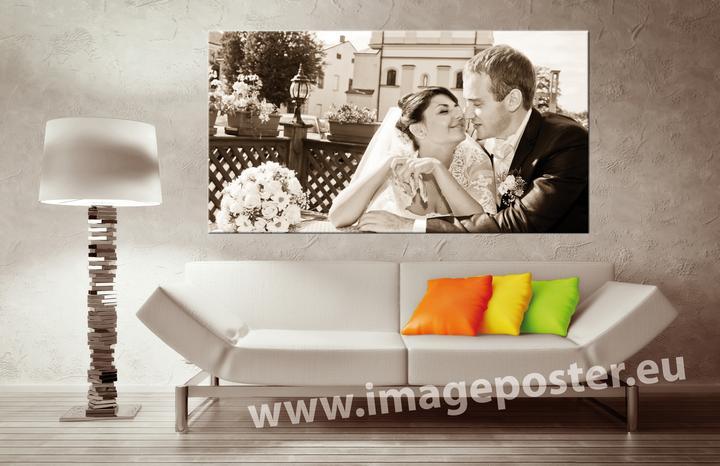 imageposter - Dekor - Foto na plátno (vaša originálna fotografia vytlačená na foto produktoch)