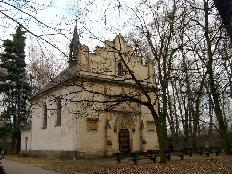 Havirsky kostelik v Podebradech