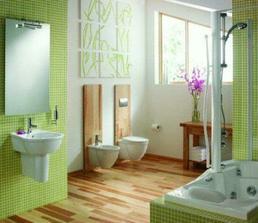 dřevěnou desku za wc -nádhera