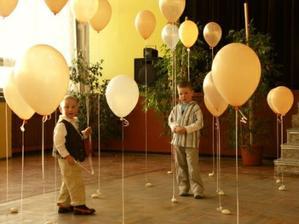 aj balóniky budú...