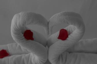 v honeymoon suite kde sa pripravoval moj drahy :)