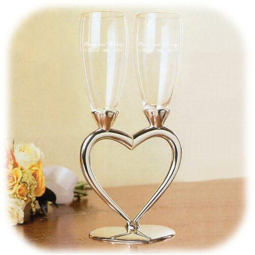 Mirka a Braňo - takéto poháre sme si objednali