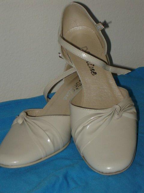 Moje prípravy na svadbu - moje topánočky