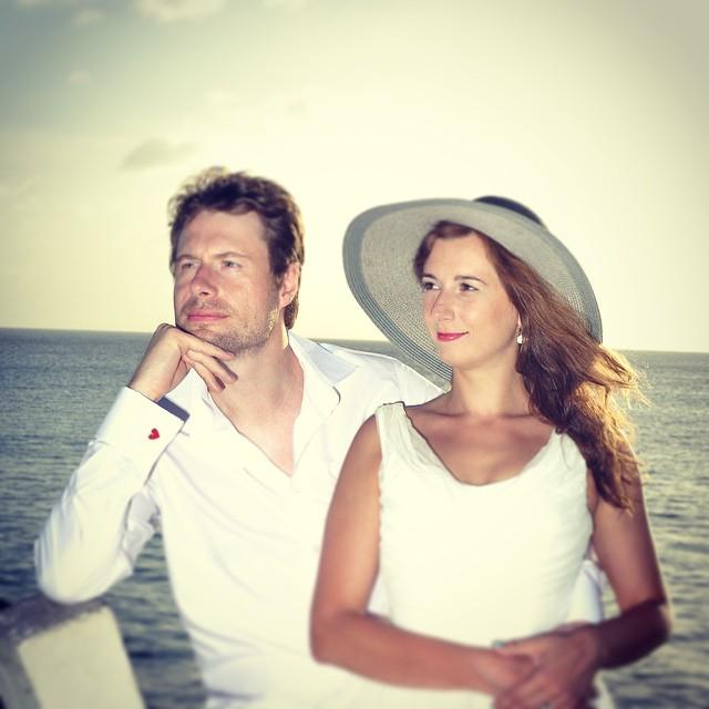 M{{_AND_}}J - Naša mini svadbička na Barbadose :)