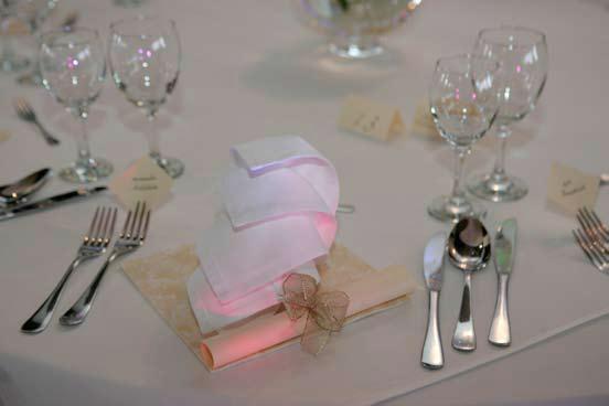 K&K Wedding - October 15, 2010 - Prestieranie stola...