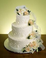 takový bude náš svatebí dortík!!!