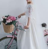 Svatební šaty Pronovias Kaila, 38