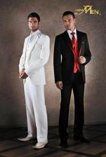 Moj milacik chce takyto biely oblek... len kde ho zohnat??