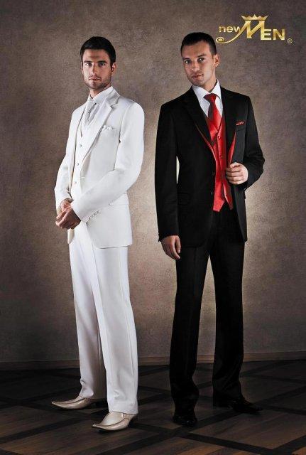 Moje predstavy, napady, inspiracie.... - Moj milacik chce takyto biely oblek... len kde ho zohnat??