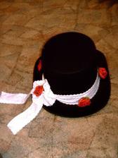 klobouk na auto zenicha - prodam