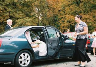 Naše autíčko Kim a svědkyně Kačenka