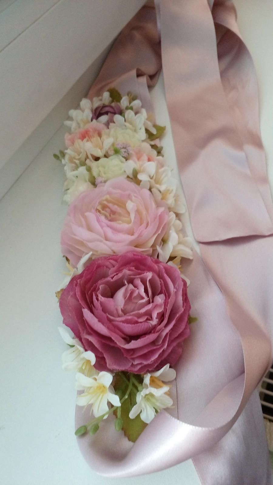 Svadobné šaty model Anastazia - Obrázok č. 2