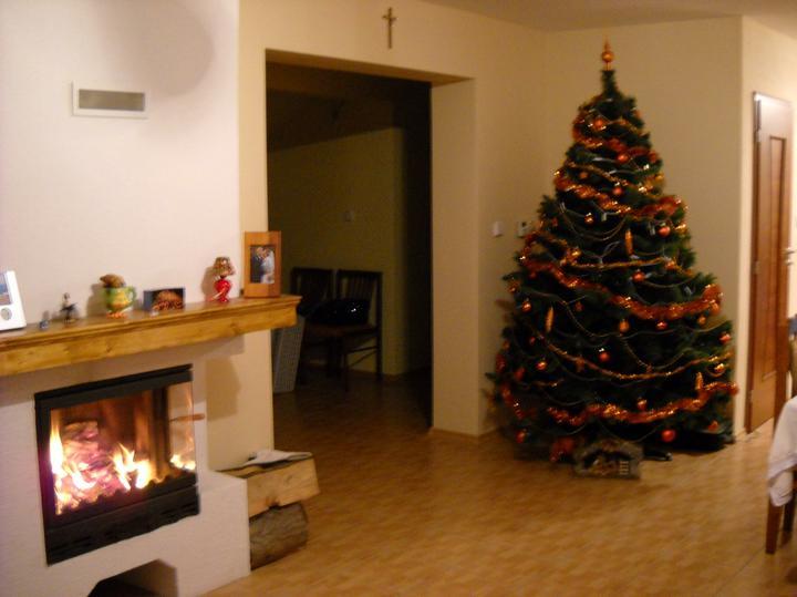 Náš domček - vianočná romantika 2009