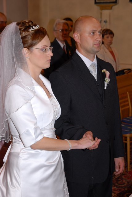 Jarka{{_AND_}}Aďko - manžel bol dost nervozny...