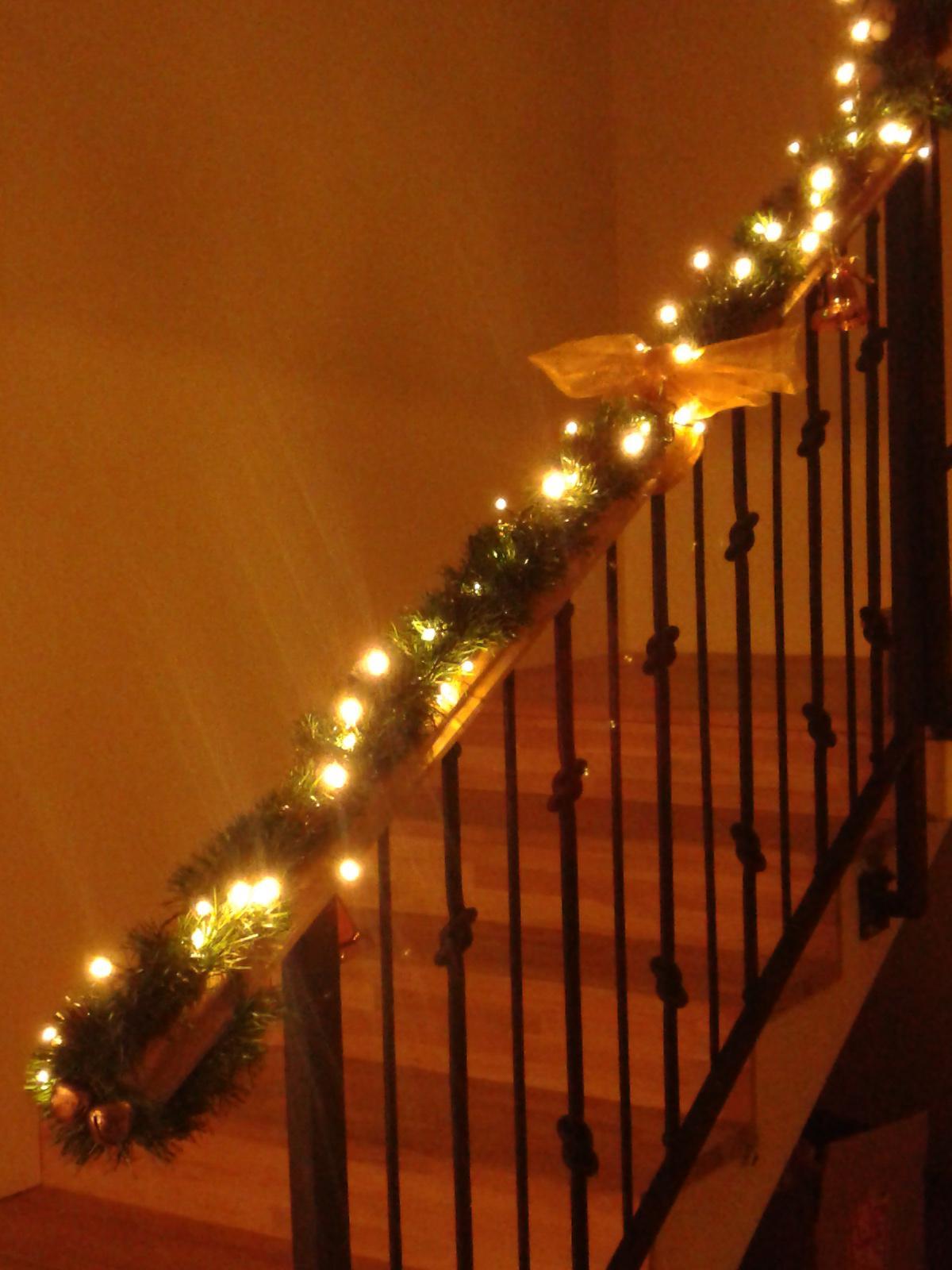 Náš domček - vianoce 2013:-)