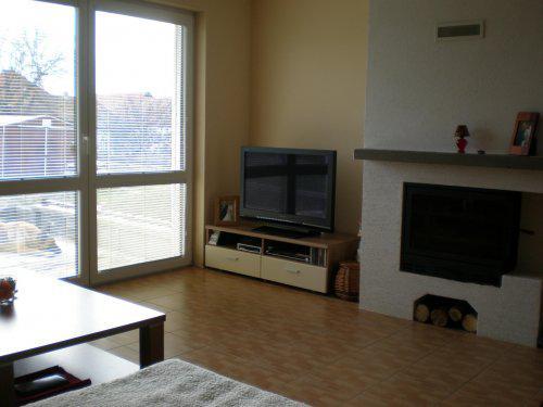Náš domček - ...obývačka...
