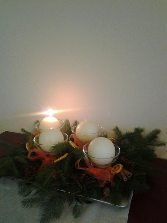 Náš domček - zacina sa advent 2011