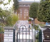 Dvojkrídlové dvere s plastovou dvernou výplňou GAVA 074