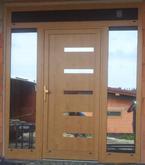 GAVA 916L-HPL dverná výplň