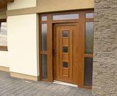 Vchodové dvere s plastovou dvernou výplňou GAVA 171