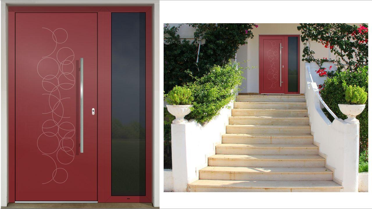 Vchodové dvere - vstup do vášho súkromného sveta - GAVA 481 FD