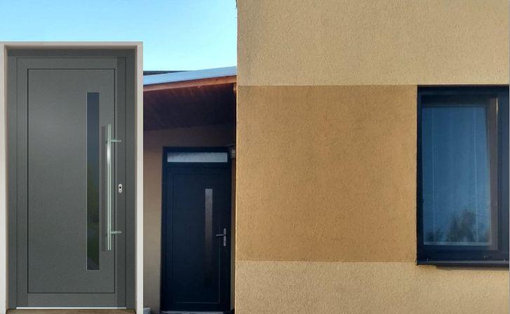 Vchodové dvere - vstup do vášho súkromného sveta - GAVA 917