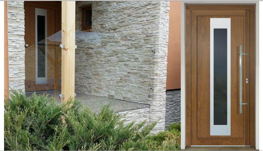 Vchodové dvere - vstup do vášho súkromného sveta - GAVA 912a