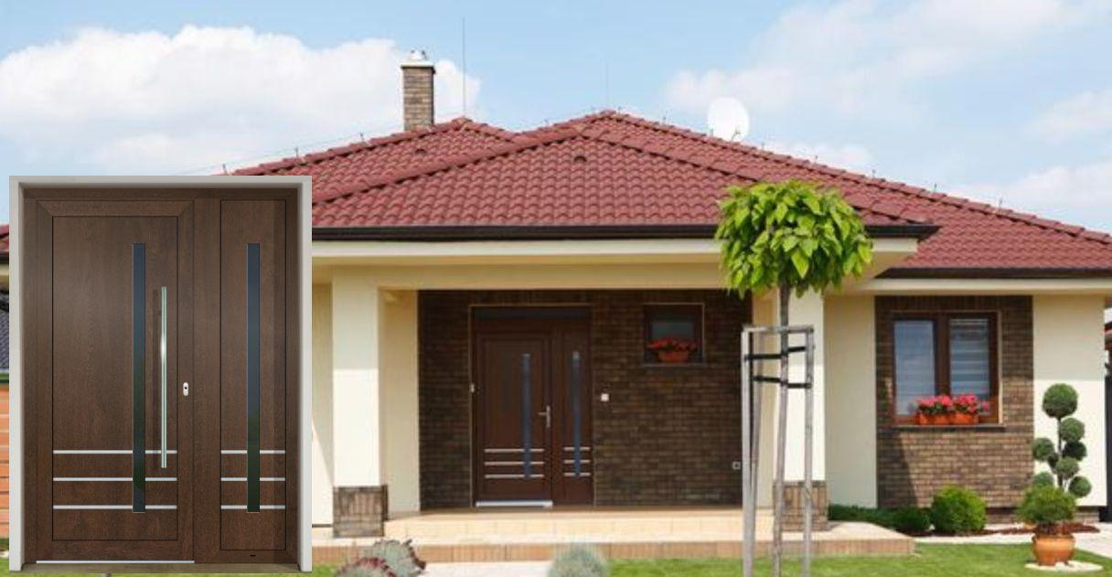 Vchodové dvere - vstup do vášho súkromného sveta - GAVA 919- 2