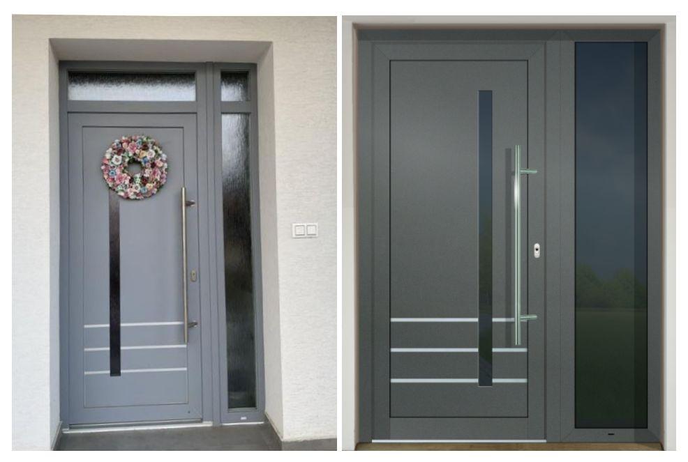 Vchodové dvere - vstup do vášho súkromného sveta - GAVA 919