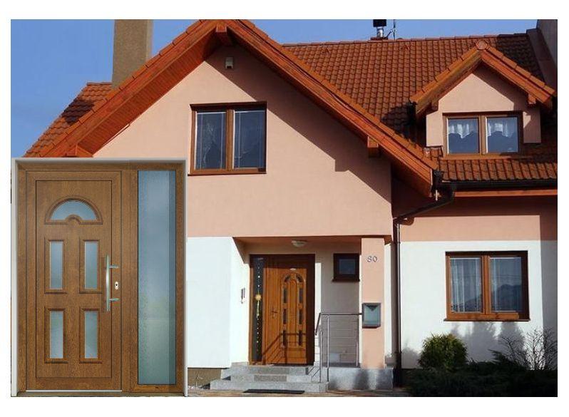 Vchodové dvere - vstup do vášho súkromného sveta - GAVA 033
