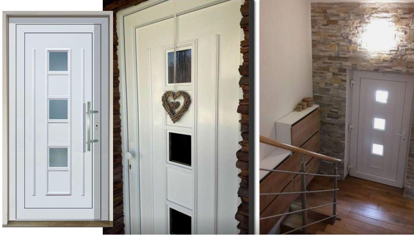 Vchodové dvere - vstup do vášho súkromného sveta - GAVA 171 foto interiér-exteriér