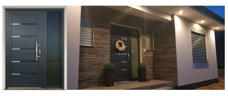 Vchodové dvere - vstup do vášho súkromného sveta - GAVA 953