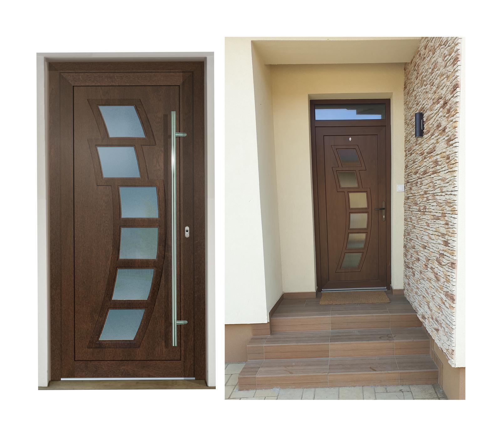 Vchodové dvere - vstup do vášho súkromného sveta - GAVA 292