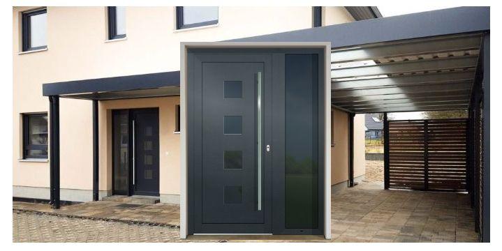Vchodové dvere - vstup do vášho súkromného sveta - GAVA 961