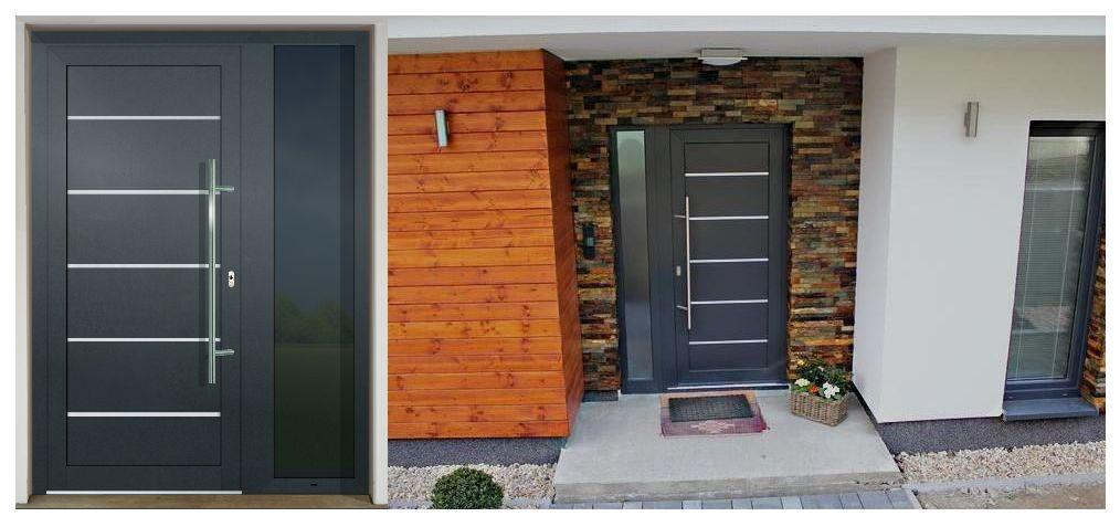 Vchodové dvere - vstup do vášho súkromného sveta - GAVA 902