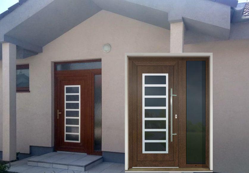 Vchodové dvere - vstup do vášho súkromného sveta - GAVA 702