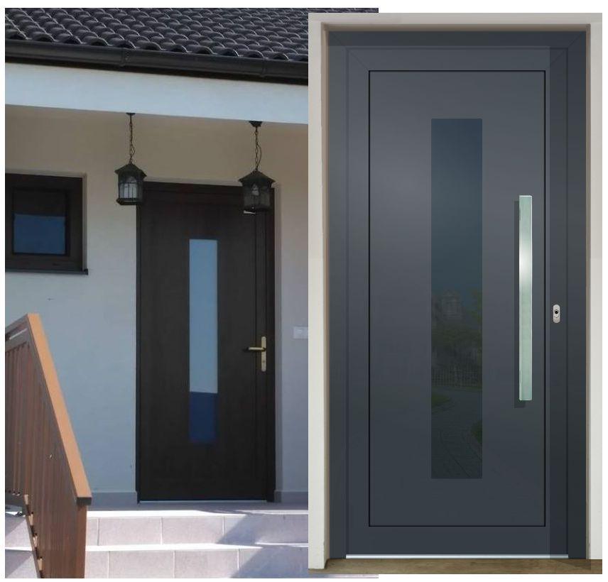 Vchodové dvere - vstup do vášho súkromného sveta - GAVA 912