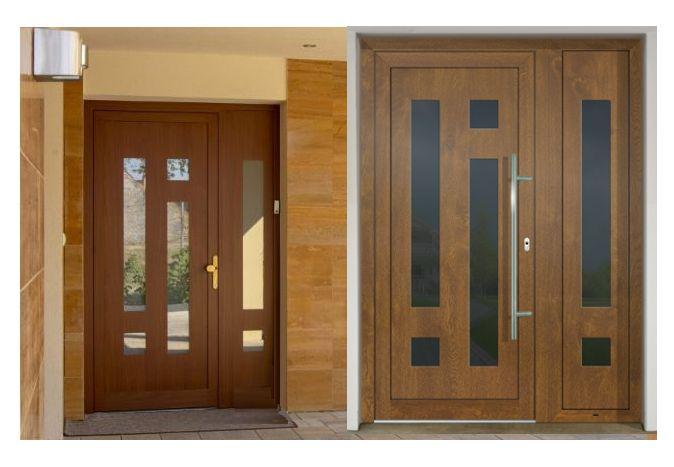 Vchodové dvere - vstup do vášho súkromného sveta - GAVA 964