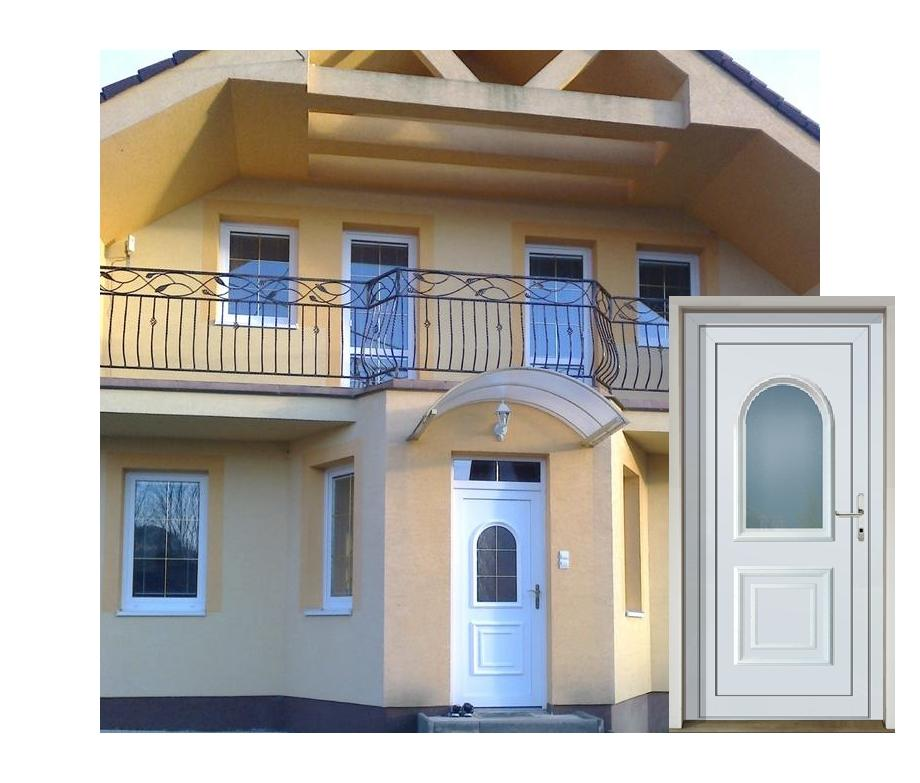 Vchodové dvere - vstup do vášho súkromného sveta - GAVA 021