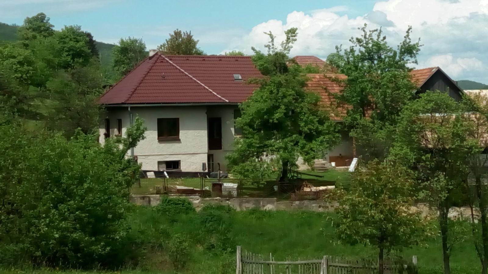 Prerabka domu po rodicoch - Domček z ďalej :)