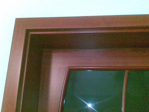 Nase trapenie - porta drzwi orech 5