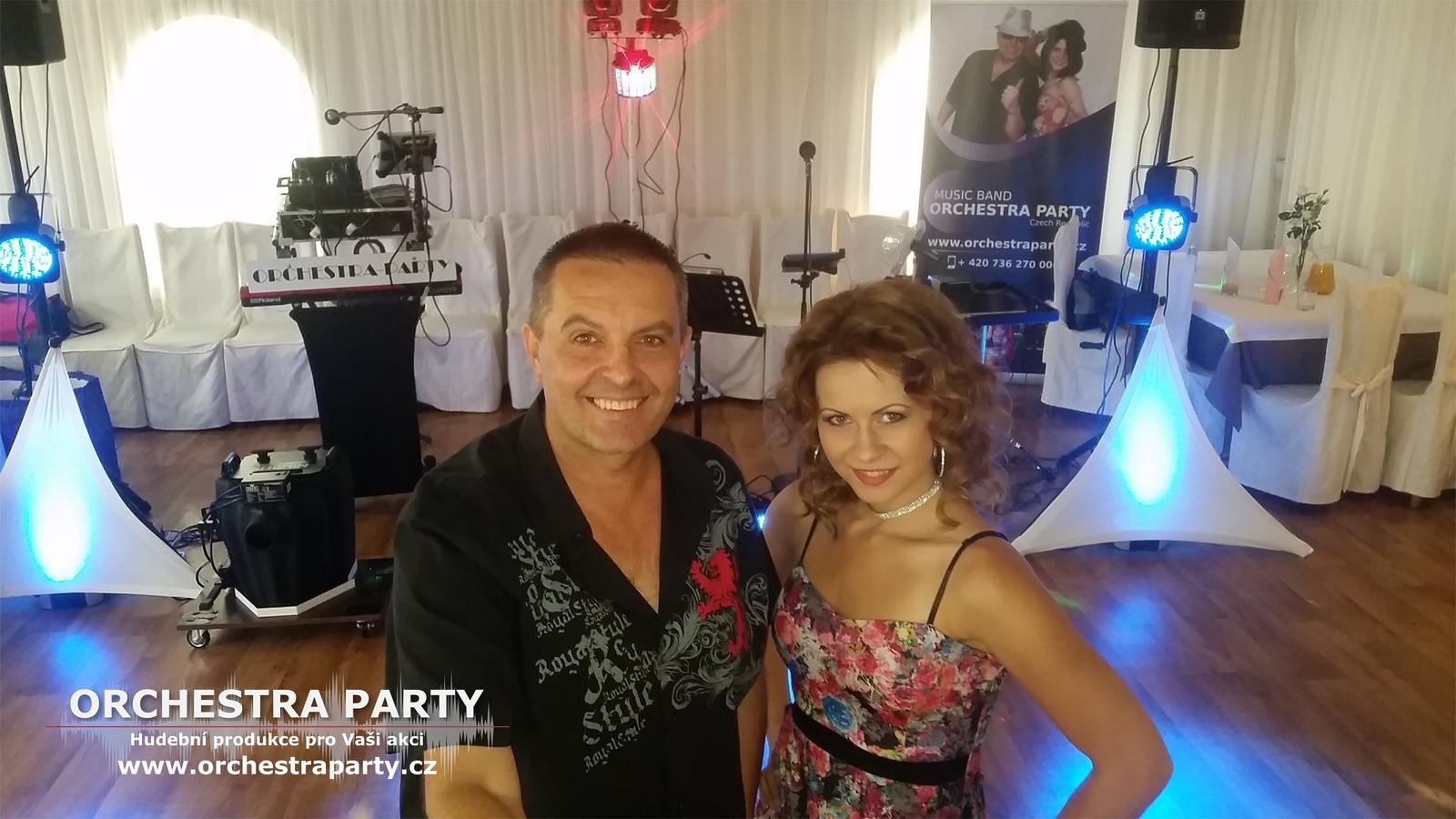 orchestraparty - Svatba 2020