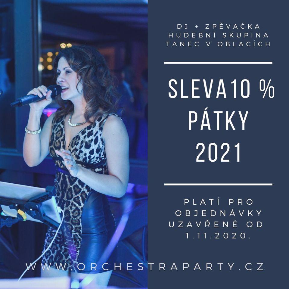 orchestraparty - Slevová akce na rok 2021