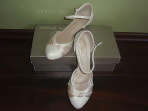A toto sú moje topánočky
