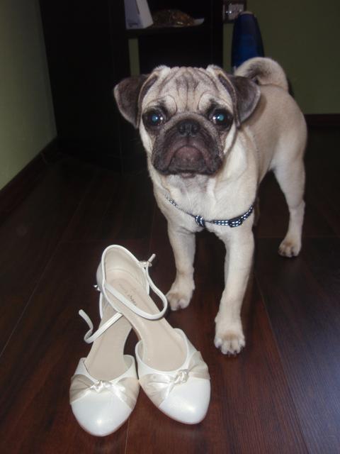 Anjelik a ja :) - Moja láska s topánočkami :)