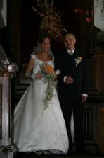 novomanželé Vondráčkovi